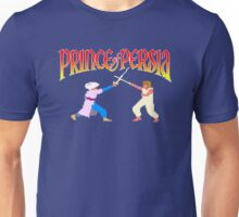 PRINCE OF PERSIA - CLASSIC PC GAME Unisex T-Shirt