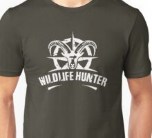 Wildlife Hunter 2 Unisex T-Shirt