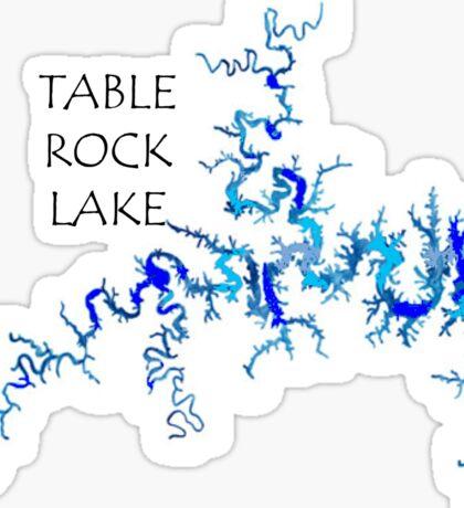 Table Rock Lake Sticker