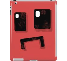Simplistic Face iPad Case/Skin