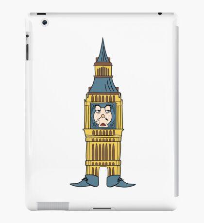 Big Ben house iPad Case/Skin