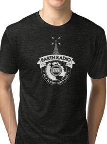 Earth Radio Tri-blend T-Shirt