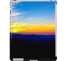 Sunrise over Mount Washington iPad Case/Skin
