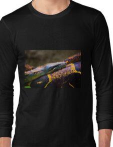 Monty The Python At Amaru Long Sleeve T-Shirt