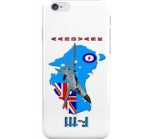 RAAF F-111  iPhone Case/Skin
