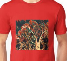 Baobab Tree Painting Unisex T-Shirt