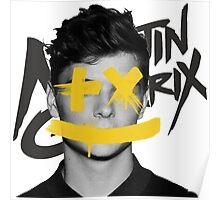 DJ MARTIN GARRIX - new top design Poster