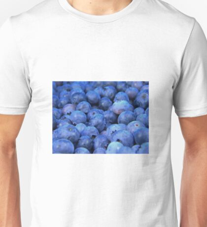 Blue berries Unisex T-Shirt