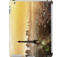Eiffel Tower Sunset iPad Case/Skin