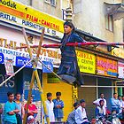Street performer, Mumbai, India by indiafrank