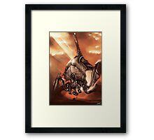 Reaper Destroyer Framed Print