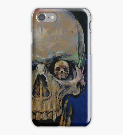 Vampire Skull iPhone Case/Skin