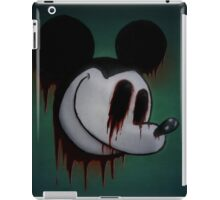 Suicide Mouse iPad Case/Skin