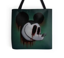Suicide Mouse Tote Bag