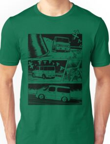 Nissan Cube Gen 2 Unisex T-Shirt