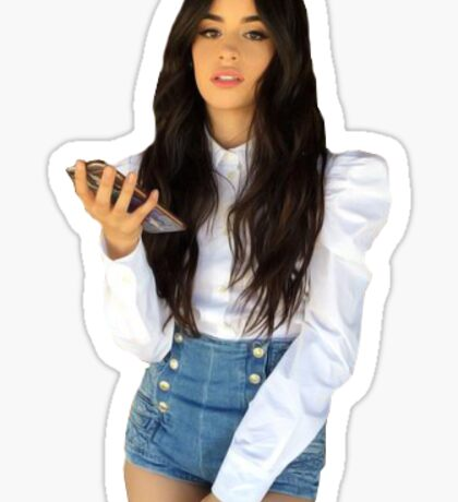 Camila Cabello From Fifth Harmony Sticker