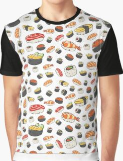 Sushi Party! Graphic T-Shirt