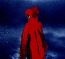 Little Red Riding Hood 4 Sticker