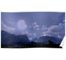 3D Landscape : Sky Fly - Island of Stars Poster