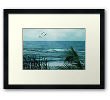 More to the Story  Framed Print
