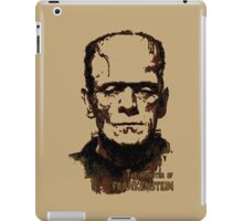 The Creation of Frankenstein iPad Case/Skin