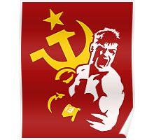 IVAN DRAGO - ROCKY IV Poster