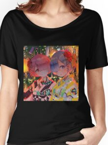 Kimono Women's Relaxed Fit T-Shirt