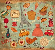 Fun with Paris by Janine Whitling
