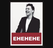 Tom Hiddleston - EHEHE by slipperygypsy