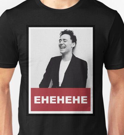 Tom Hiddleston - EHEHE Unisex T-Shirt
