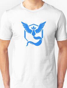 Pokemon GO Team Mystic Logo Unisex T-Shirt