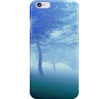 3D Landscape : Old Land - Purple Hills iPhone Case/Skin