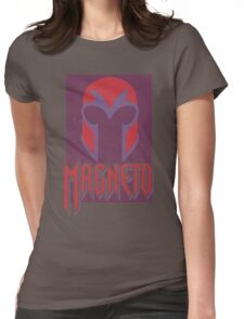 Magneto •The Helmet Womens Fitted T-Shirt