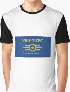 vault tec merch Graphic T-Shirt