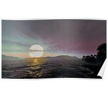 3D Landscape : Lost Islands - Distant Shores Poster
