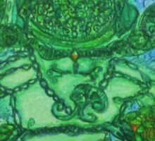 Ganja Guardian #8:Master {Final} Sticker