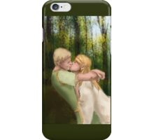 Mahariel and Tamlen - A love that never was iPhone Case/Skin