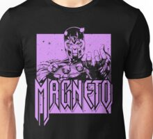 Magneto - Purple Unisex T-Shirt