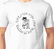 Hey Jude The Beatles Song Lyrics Lennon McCartney Unisex T-Shirt