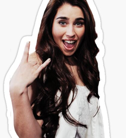 Lauren Jauregui From Fifth Harmony Sticker