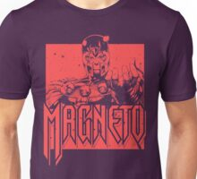 Magneto - Red Unisex T-Shirt