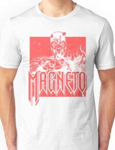 Magneto - Red Unisex T-Shirt