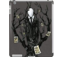 Slenderman III iPad Case/Skin