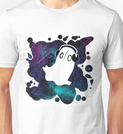 Undertale - Napstablook - Feel like garbage Unisex T-Shirt