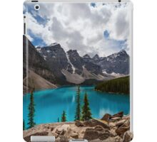 Moraine Lake Afternoon iPad Case/Skin