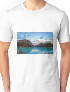Lake Louise Banff Alberta Unisex T-Shirt