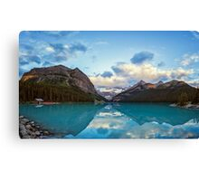 Lake Louise Banff Alberta Canvas Print