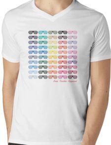 50 Shades Of Ye Mens V-Neck T-Shirt