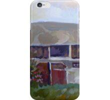 Moldavian Barn iPhone Case/Skin
