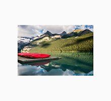 Lake Louise Canoes Unisex T-Shirt